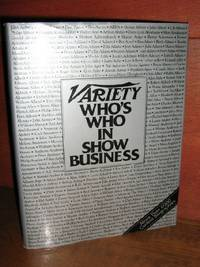 Variety Who's Who in Show Business