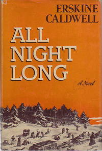 image of ALL NIGHT LONG: A Novel of Guerrilla Warfare in Russia.