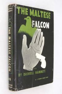 The Maltese Falcon by  Dashiell Hammett - Hardcover - Reprint - 1943 - from Renaissance Books (SKU: 13819)
