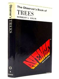 THE OBSERVER'S BOOK OF TREES CYANAMID WRAPPER