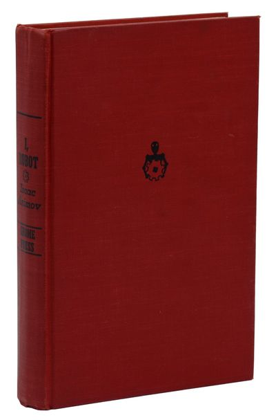 New York: Gnome Press, 1950. First Edition. Near Fine. First edition, first printing of this science...