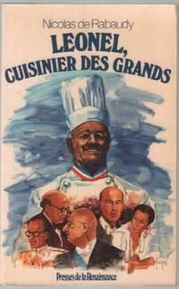 Leonel, cuisinier des grands
