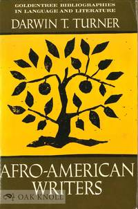 AFRO-AMERICAN WRITERS
