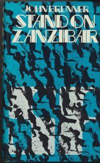 image of STAND ON ZANZIBAR - signed