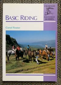 image of BASIC RIDING.  CROWOOD EQUESTRIAN GUIDES.
