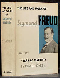 image of The Life and Work of Sigmund Freud 1901-1919 Volume 2