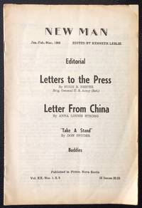 image of New Man. Vol. XX, nos. 1. 2, 3 (Jan.-Feb.-March 1968)