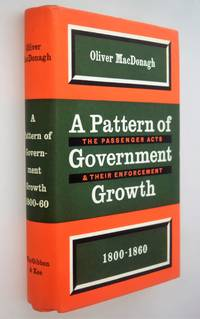 A Pattern of Growth 1800-60 : The Passenger Acts and their enforcement.