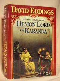image of DEMON LORD OF KARANDA; BOOK THREE OF THE MALLOREON