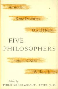 Five Philosophers: Aristotle, Rene Descartes, David Hume, Immanuel Kant, William James