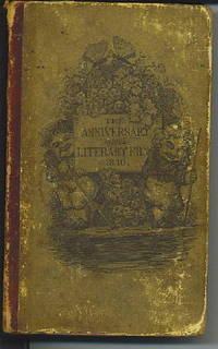 This First Volume Of The Comic Annual The Anniversary of the Literary Fun  1830