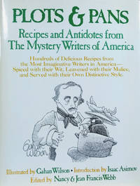 Plots and Pans:  Recipes and Antidotes from the Mystery Writers of America