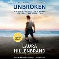 image of Unbroken (Movie Tie-in Edition): A World War II Story of Survival, Resilience, and Redemption