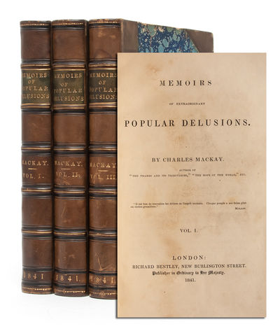 London: Richard Bentley, 1841. First edition. Near Fine. A handsome set in contemporary three-quarte...