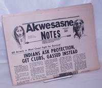 image of Akwesasne Notes. Volume 2 number 6 (October 1970)