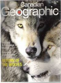 Canadian Geographic, November / December 1992 Vol. 112, No. 6