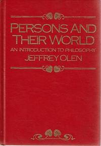 Persons And Their World:An Introduction To Philosophy