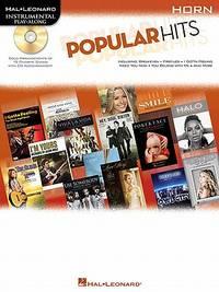 Popular Hits : Instrumental Play along for Horn