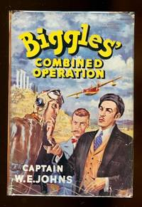 BIGGLES' COMBINED OPERATION.