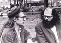 image of Original photograph of Allen Ginsberg and Peter Orlovsky, circa 1968