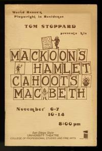 Mackoon's Hamlet, Cahoot's Macbeth [program]