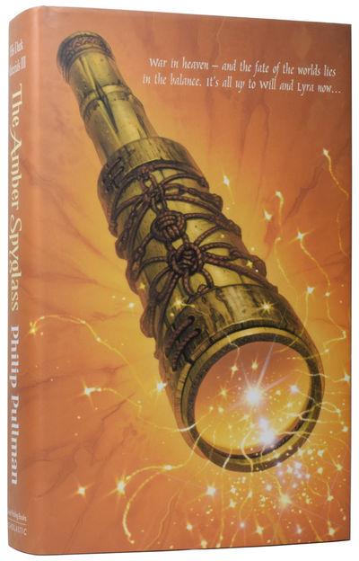 The Amber Spyglass. His Dark...