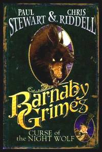 image of CURSE OF THE NIGHT WOLF - Barnaby Grimes