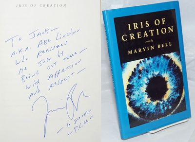 Port Townsend: Copper Canyon Press, 1990. Hardcover. 83p., warm personal inscription to Jack signed ...