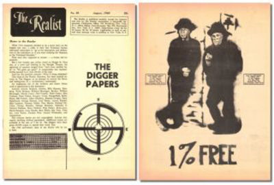 NY: Realist Association, 1968. Paperback. Very good. pp. Newsprint toned as expected with some tiny ...