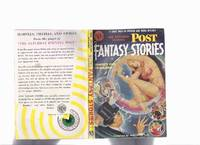 Saturday Evening POST Fantasy Stories, Avon # 389 -9 Great Tales of Wonder and Weird Mystery ( Enemy Planet; Child Who Believed; Scene for Satan; Eternal Duffer; Note on Danger B; Terrible Answer; Voice in the Earphones; Doctor Hanray's Second Chance )