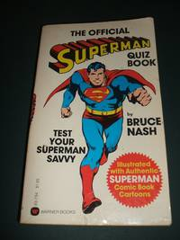 image of The Official Superman Quiz Book