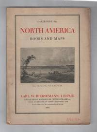 Catalogue 617: North America Books and Maps