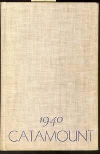 Catamount: Bennington High School Yearbook 1940, Bennington, VT