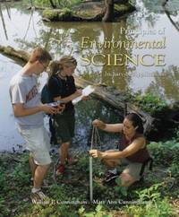 image of Principles of Environmental Science : Inquiry and Applications