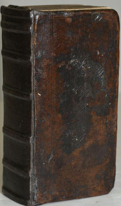 Amstelodami : Apud Ioann Ianssonium , 1650. Full Leather. Very Good binding. The plays of Plautus, a...
