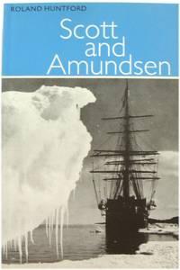 image of Scott and Amundsen