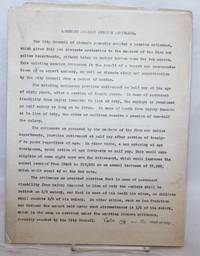 image of City of Alameda 1925 pension ordinance amendment collection