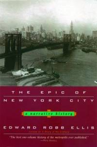 image of The Epic of New York City : A Narrative History