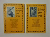 O. Henry Memorial Award Prize Stories for 1920