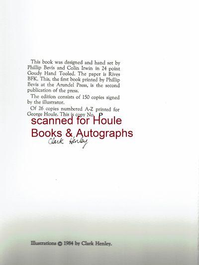 First edition thus. Small folio (10 1/4