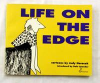 Life on the Edge Cartoons by Judy Horacek (Inscribed by Author)