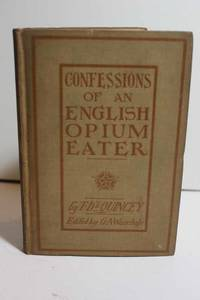 image of Confessions of an English Opium-Eater