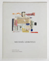 Michaël Leibovici, oeuvres sur papier, 2003. Galerie Visconti, Galerie Francis Barlier