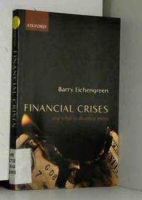 Financial Crises and What to Do About Them