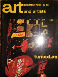 Art and Artists Volume 1 Number Nine