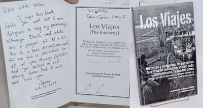 n.p.: Poor Press, 2009. Paperback. 180p., personal inscription signed by an illustrator, Carina Lome...