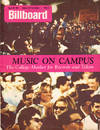 Billboard. Music on Campus. The College Market for Records and Talent. March 28, 1964. Section 2 of Two Sections.
