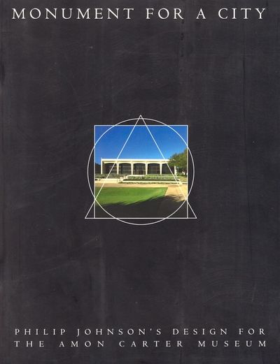 Fort Worth: Amon Carter Museum, 1997. First Edition. Soft cover. Very Good. Quarto. Illustrated soft...