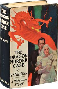 image of The Dragon Murder Case (First Edition)