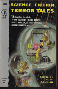 image of SCIENCE FICTION TERROR TALES
